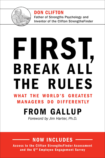 First, Break All the Rules Book Review