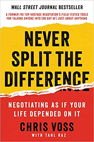 Never Split the Difference Book Summary